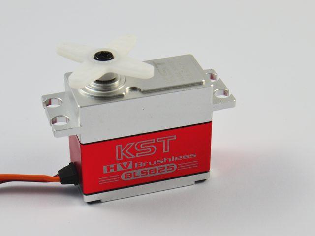 KST-Servo BLS-825 beim Himmlischen Höllein