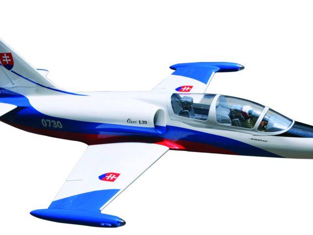 Albatros L-39 ARF von Pichler Modellbau