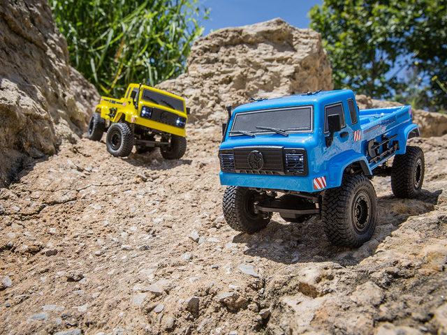 ECX Barrage 1:24 4WD RTR bei Horizon Hobby