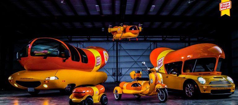 Oscar Mayer präsentiert Wienerdrone