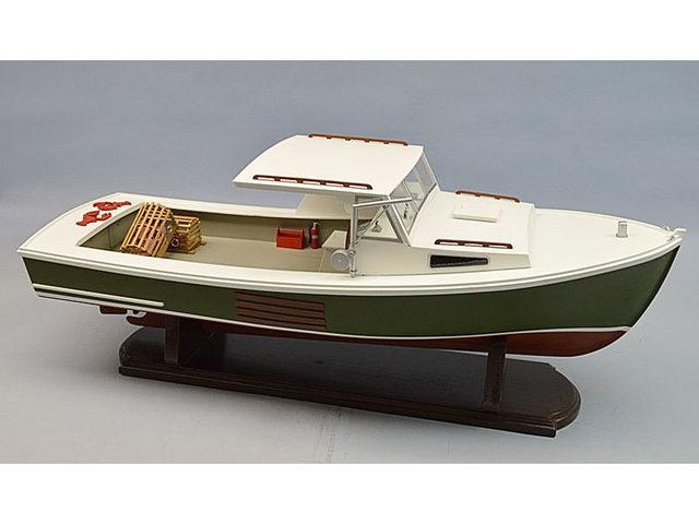 Winter Harbor Lobster Boat von Dumas bei krick-Modelltechnik