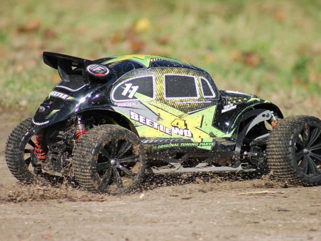 Beetle Pro 4WD von FG Modellsport im Test