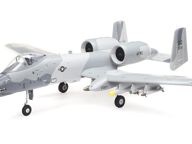 E-Flite A-10 Thunderbolt II Twin bei Horizon Hobby