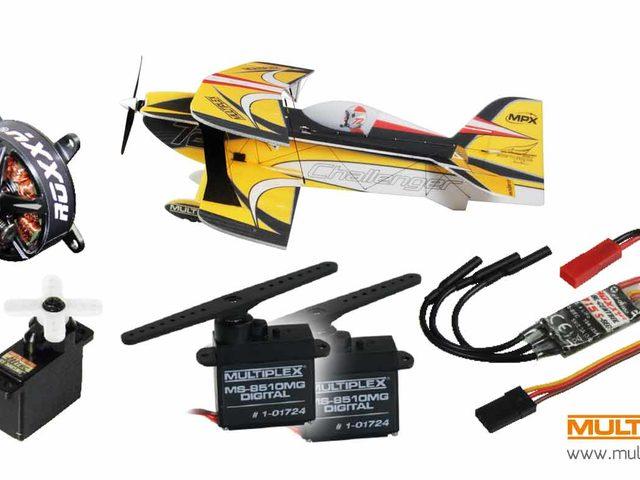 Multiplex BK Challenger High Performance Set