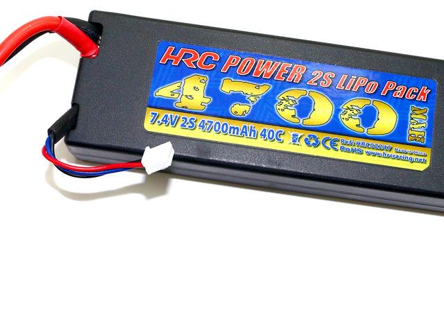 HRC Distribution 4700 Hard-Case-LiPo