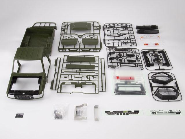 Killerbody Toyota Land Cruiser 70 Kunststoff-Bausatz für TRX-4 bei Robitronic