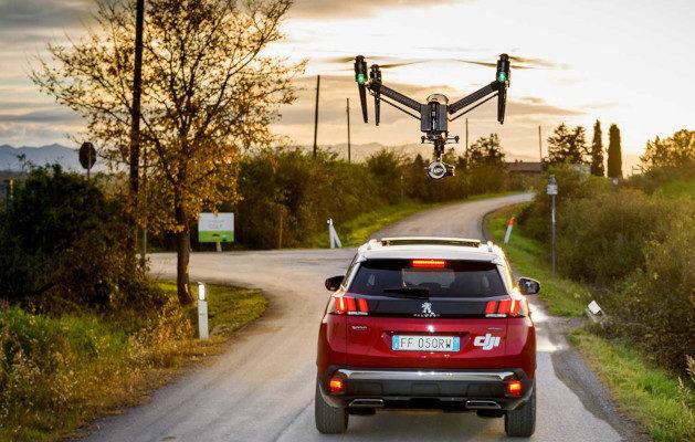 Peugeot Drone Film Festival