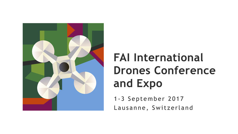 1st FAI International Drones Conference and Expo