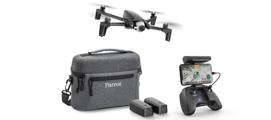 Extended Version der Anafi Drone von Parrot