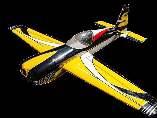 Laser 88 von PilotRC in Gernot Bruckmann Design bei Hepf