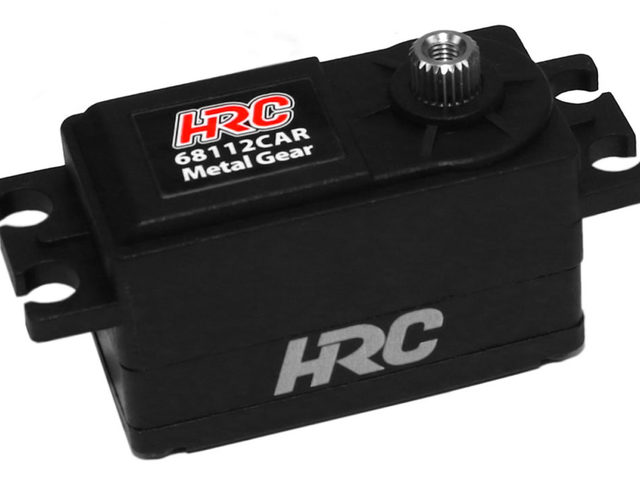 High Voltage-Servo von HRC Distribution