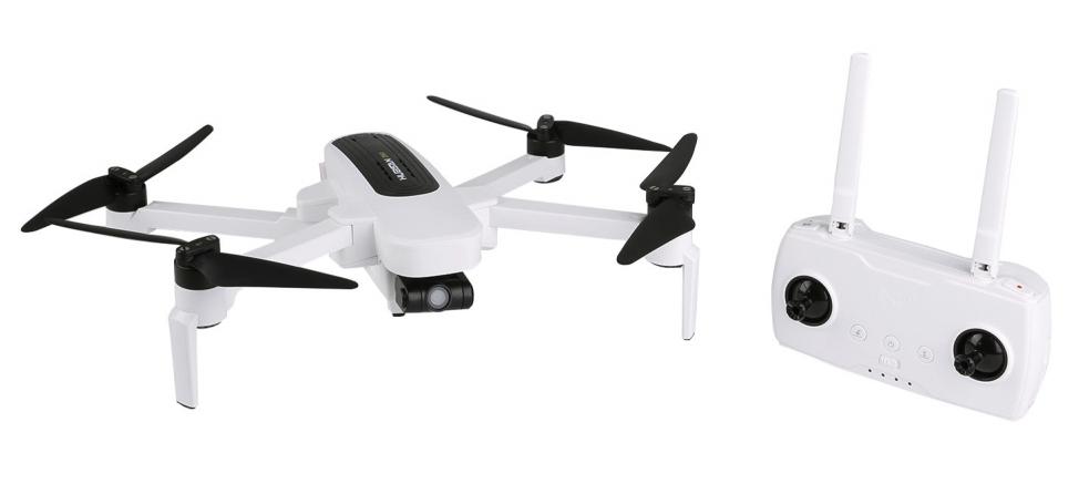 Zino, die faltbare 4K-UHD-Drohne von Hubsan