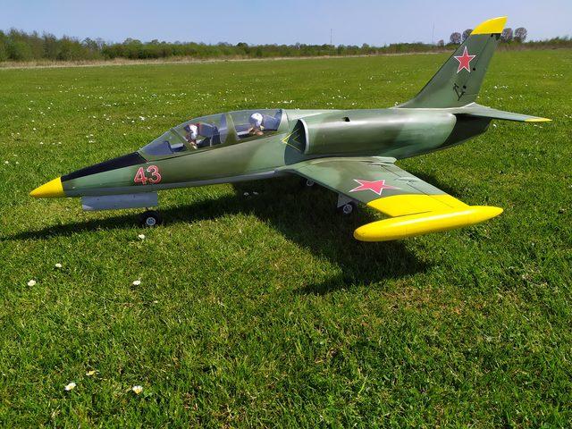 L-39 Albatros von RBCkits