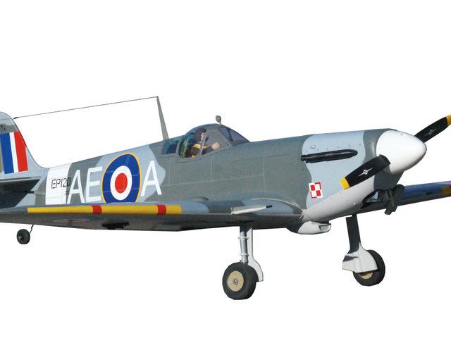 Supermarine Spitfire von Pichler Modellbau
