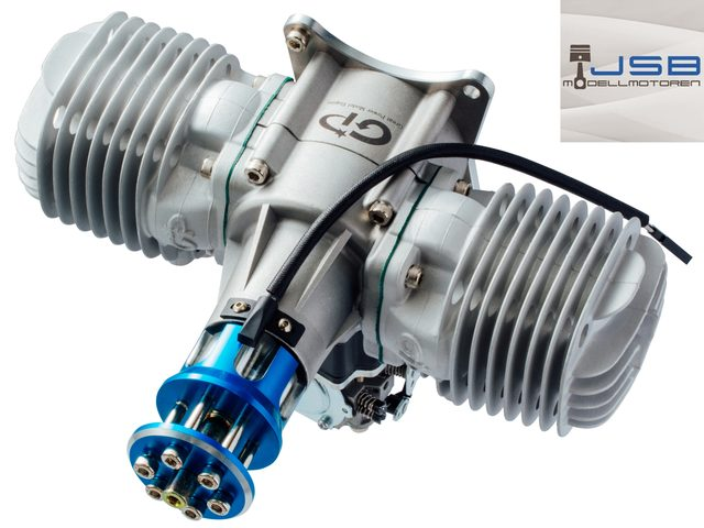 JSB-Modellmotoren importiert GP-Motoren