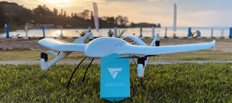 Wingcopter ausgezeichnet