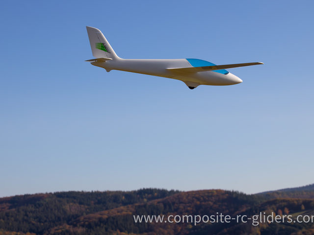Fox 3,0 von Composite RC-Gliders