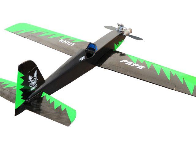 Holzbausatz für die Bausaison: Knut von Pepe Aircraft