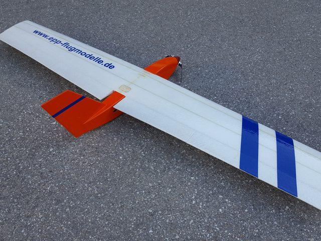 Baracuda 1500E von EPP-Flugmodelle als Combo-Set