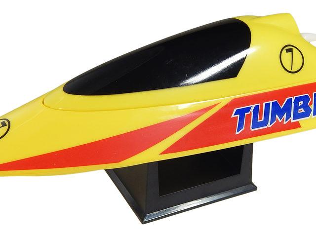 Spaßrennboot TUMBLER von arkai