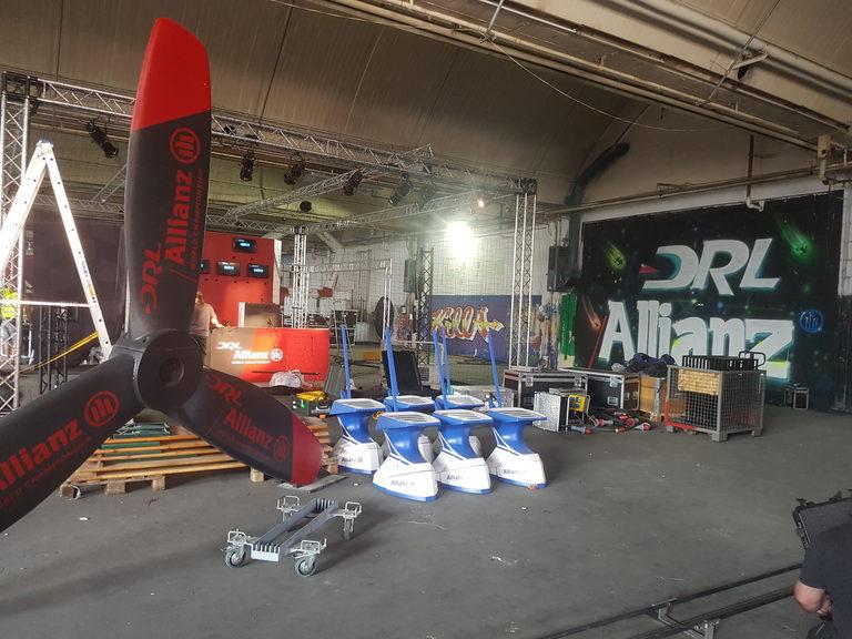DRL-Rennen in München steht bevor