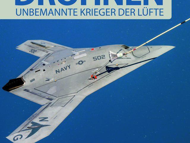 """""""Drohnen. Unbemannte Krieger der Lüfte"""" aus dem Motorbuch Verlag"""