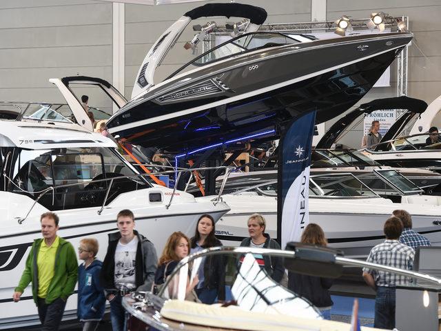 Hamburg Boat Show in den Startlöchern
