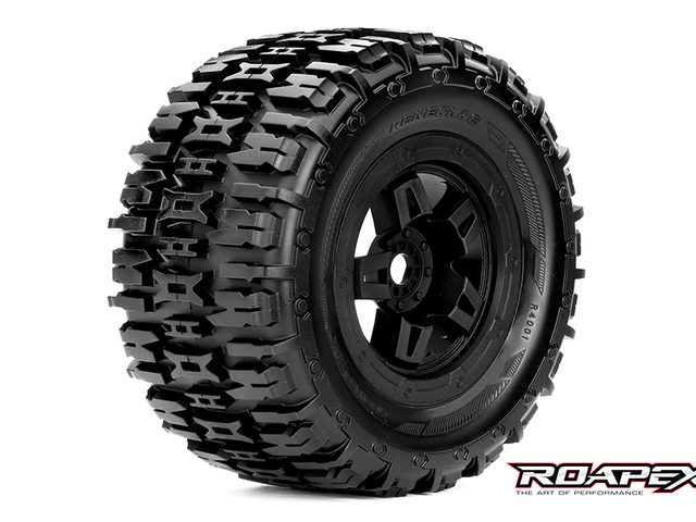 HRC Distribution komplettiert Reifen-Sortiment mit Roapex Renegade