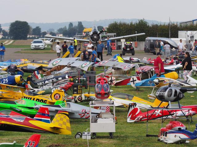 RC-Fest und Airmeet – Horizon Hobby macht 2019 Party