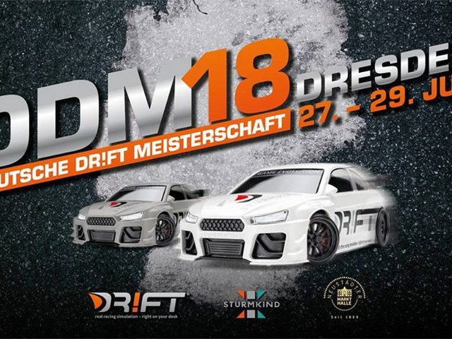 Deutsche DR!FT Meisterschaft in Dresden