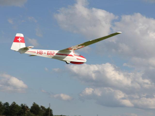 Flugmodelle auf Reisen