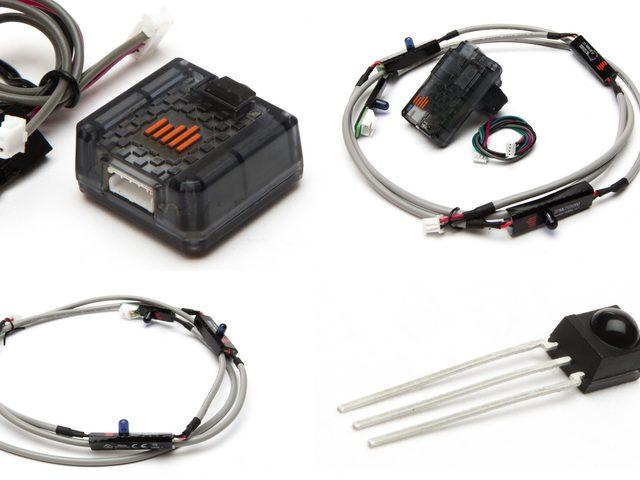Spektrum-Zeiterfassungssystem für RC-Cars