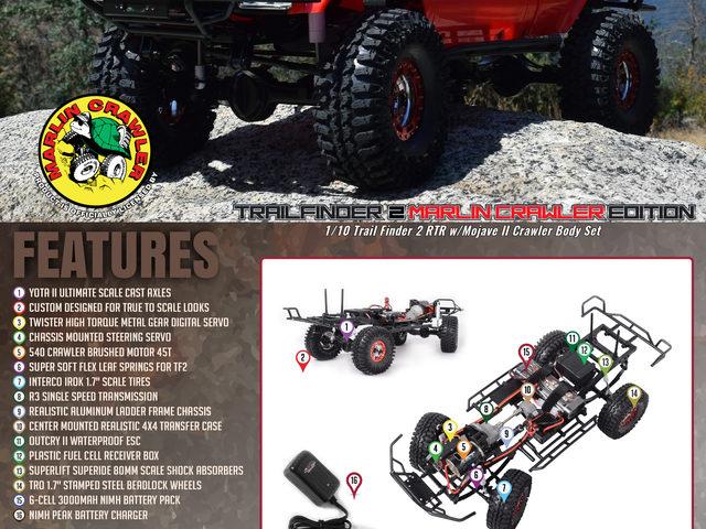RC4WD präsentiert neuen Trailfinder 2
