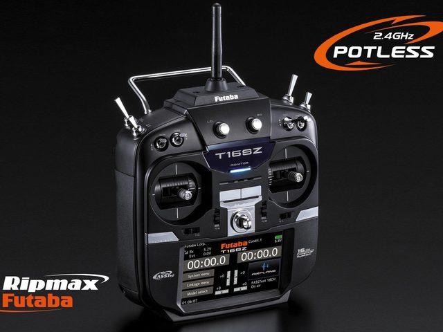 T16SZ Potless-Fernsteuerung von Futaba
