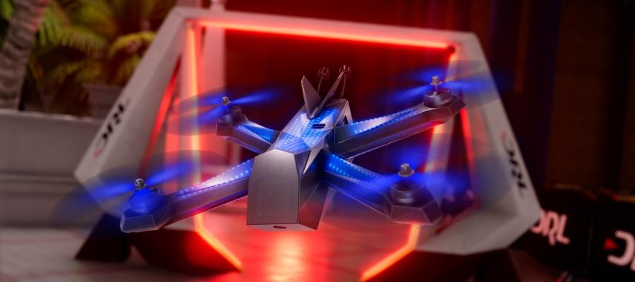 Virtual Drone Racing