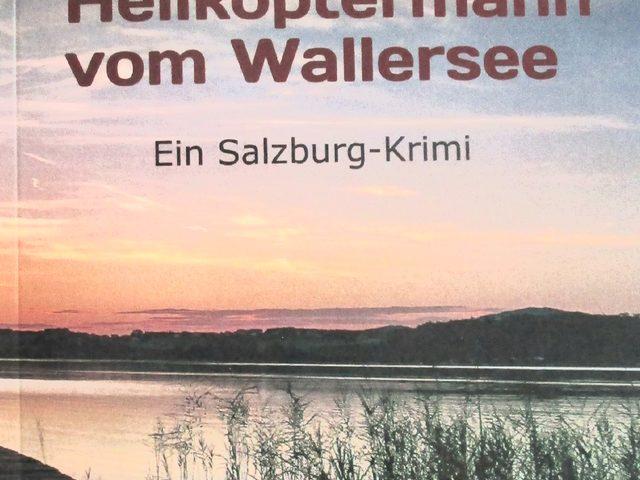 Helikopter-Krimi von Wolfgang Schinwald