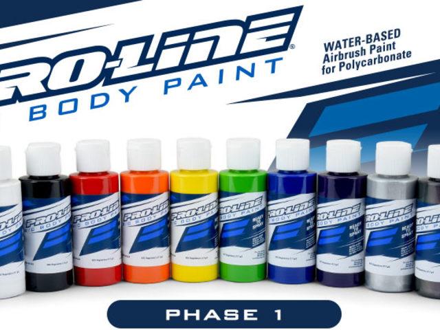 Airbrush-Farbe von Pro-Line