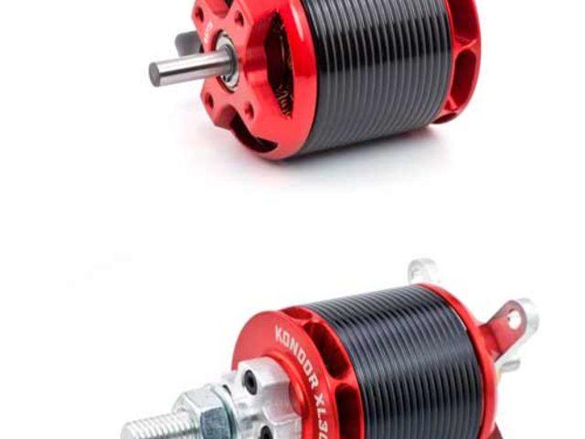 Neue Motoren von Kontronik