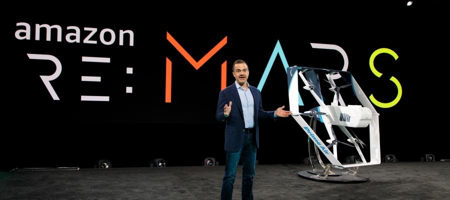 Neue Prime Air-Drohne