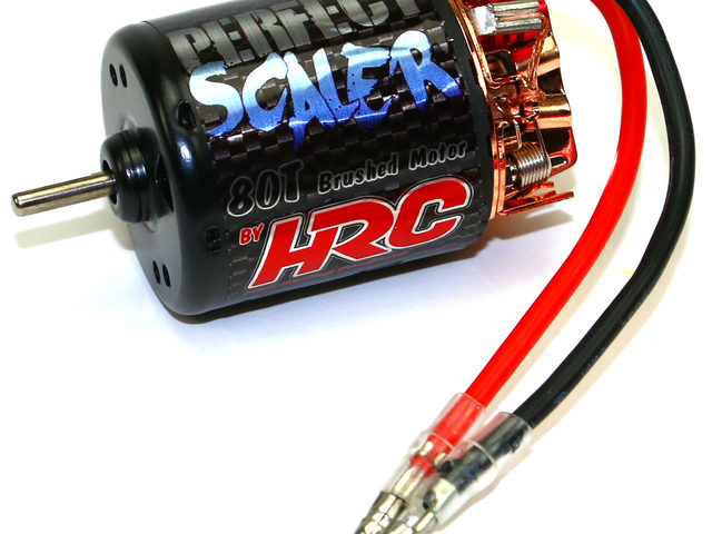 Brushedmotor Perfect Scaler von HRC Distribution