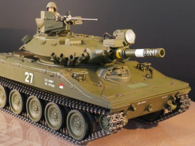 US M551 Sheridan von Tamiya