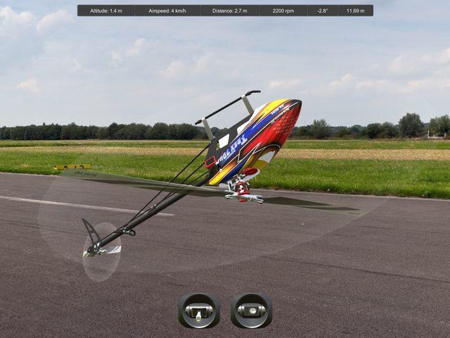 neXt-CGM rc Modellflugsimulator bei Eiperle CGM