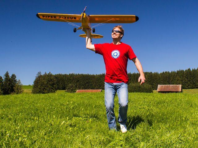 Neue Termine: Allgäuer Modellflugschule Fliegerhimmel
