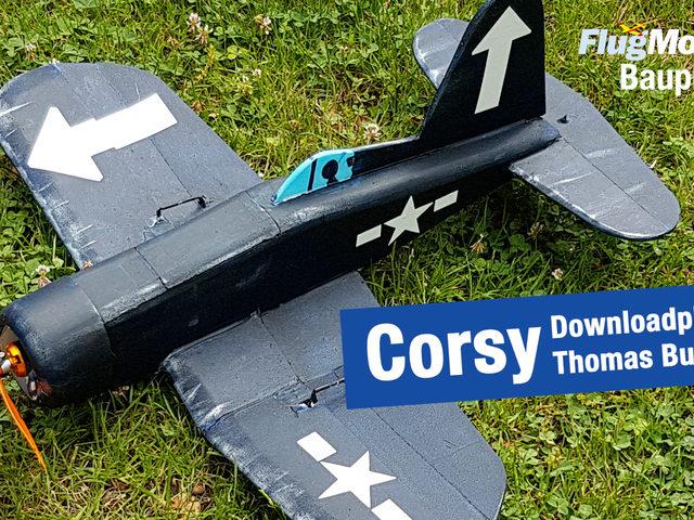 Video zum Downloadplanmodell Corsy