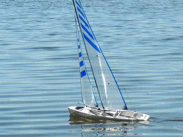 Segelboot REGGAE 21 von D-Power