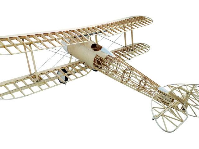 Nieuport 28 bei Pichler Modellbau