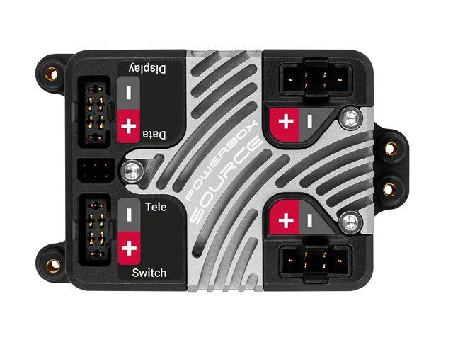 Stromverteiler Source von PowerBox