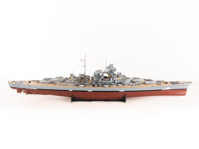 BISMARCK von Krick Modelltechnik