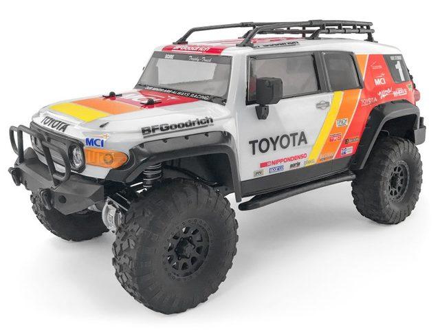 Toyota FJ Cruiser bei HPI Racing