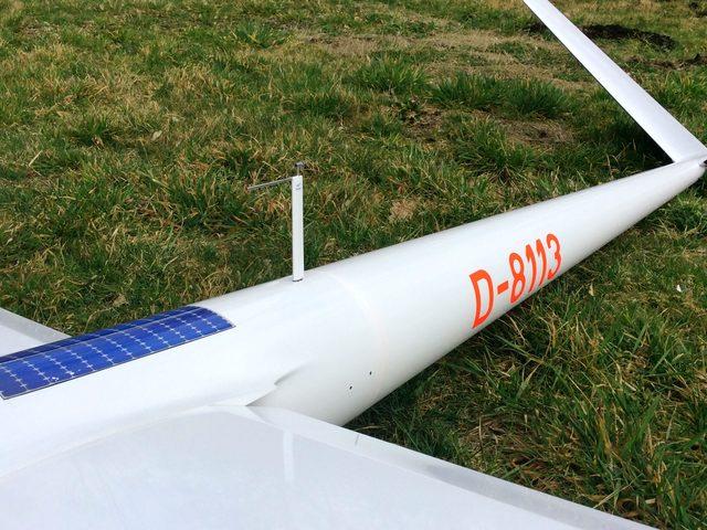 Dual-Düse von Schambeck Luftsporttechnik